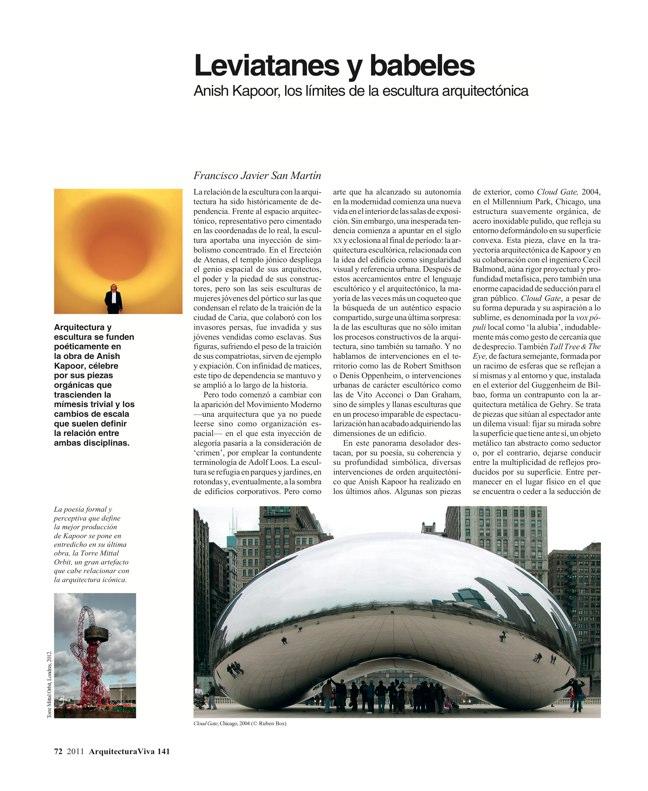 Arquitectura Viva 141 Espacios efímeros - Preview 7