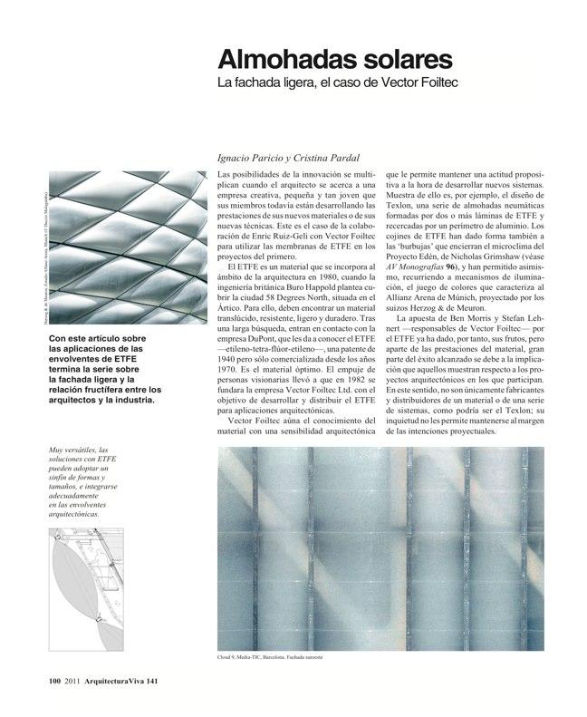Arquitectura Viva 141 Espacios efímeros - Preview 9