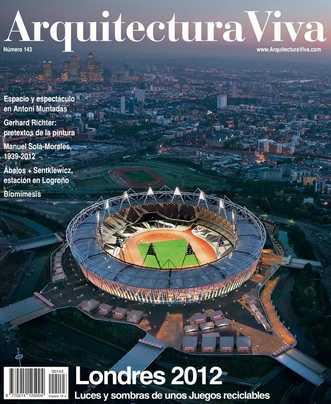 Arquitectura Viva 143 Londres 2012
