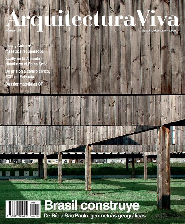 Arquitectura Viva 144 Brasil Construye
