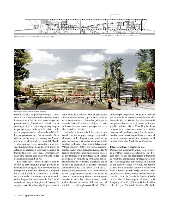 Arquitectura Viva 144 Brasil Construye - Preview 3
