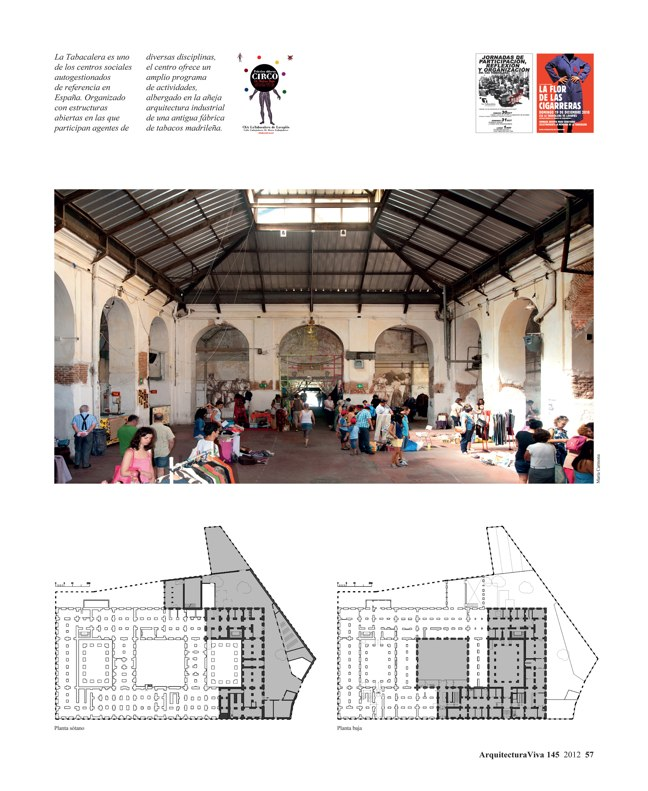 Arquitectura Viva 145 COLECTIVOS ESPAÑOLES / SPANISH COLLECTIVES - Preview 6