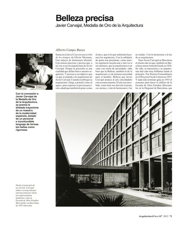 Arquitectura Viva 147 LO COMúN. DE LA AUSTERIDAD A LA SOLIDARIDAD - Preview 10