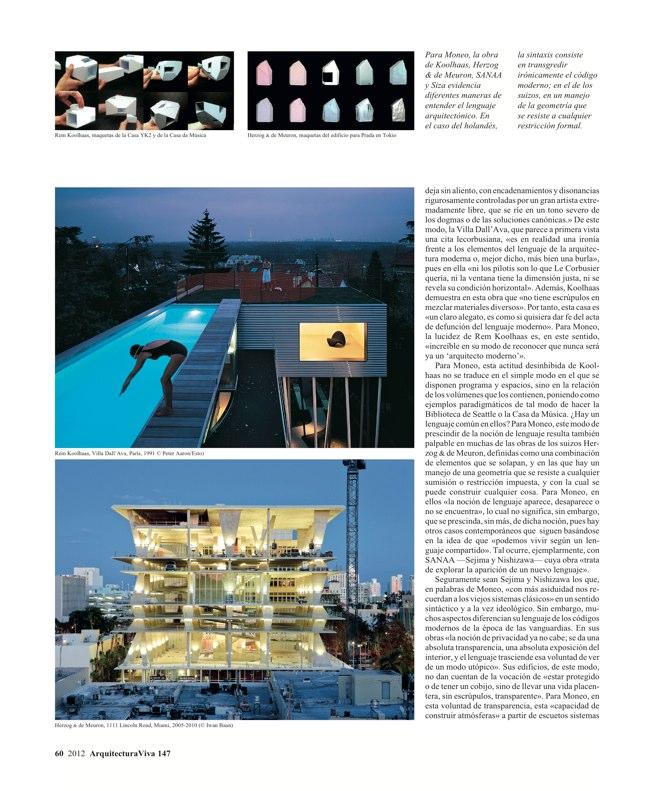 Arquitectura Viva 147 LO COMúN. DE LA AUSTERIDAD A LA SOLIDARIDAD - Preview 8