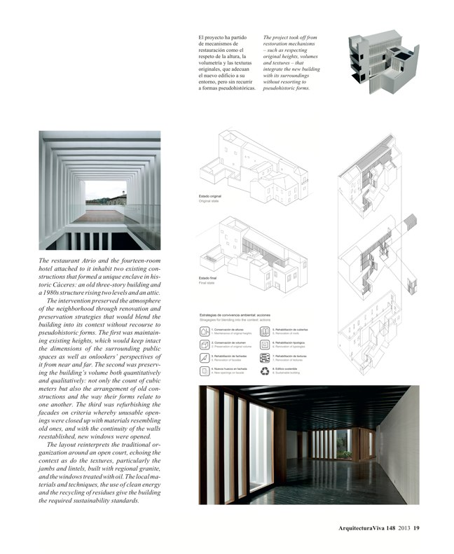 Arquitectura Viva 148 Transformaciones / Transformations - Preview 11