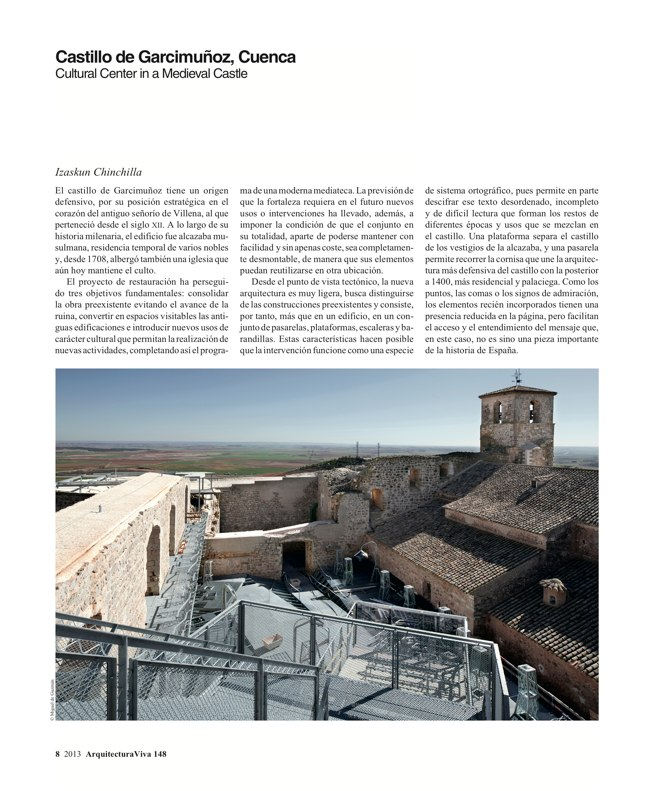 Arquitectura Viva 148 Transformaciones / Transformations - Preview 6