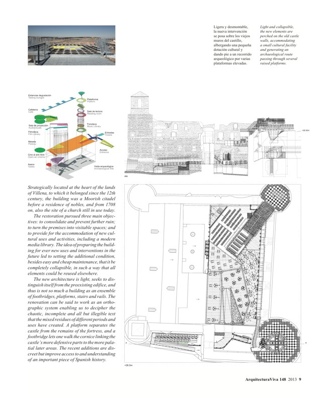 Arquitectura Viva 148 Transformaciones / Transformations - Preview 7