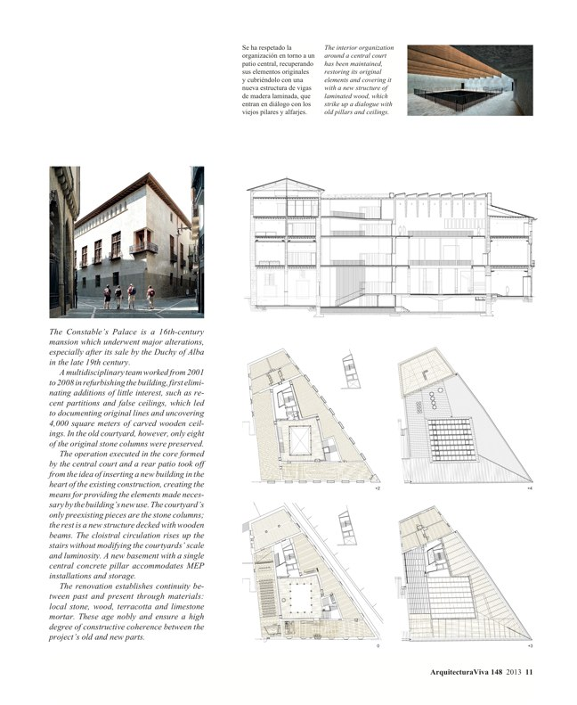 Arquitectura Viva 148 Transformaciones / Transformations - Preview 9