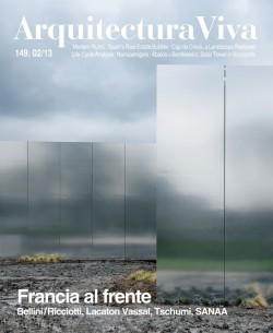 Arquitectura Viva 149 FRANCE IN FRONT / FRANCIA AL FRENTE
