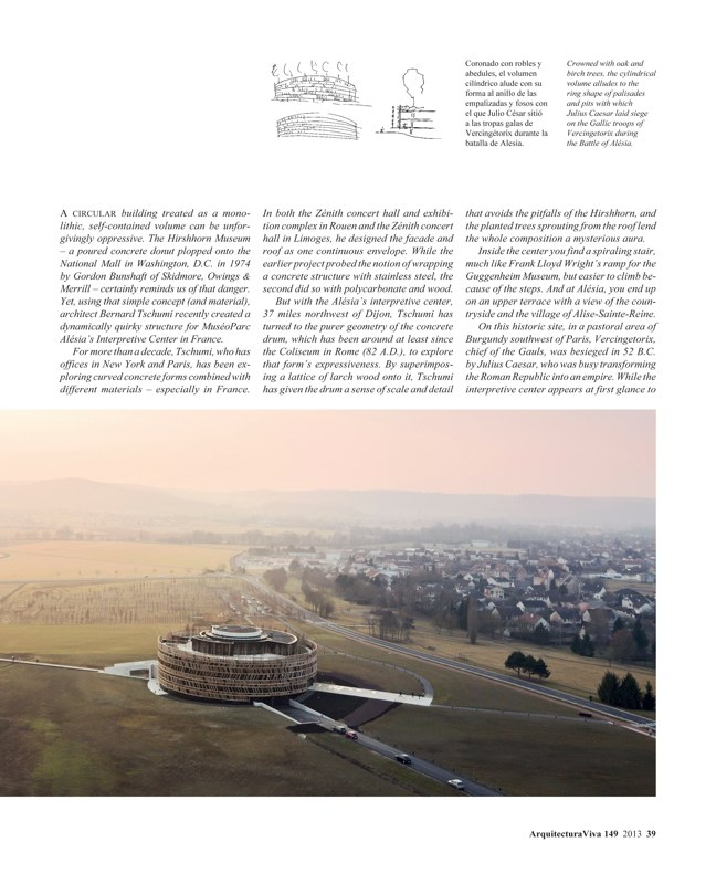 Arquitectura Viva 149 FRANCE IN FRONT / FRANCIA AL FRENTE - Preview 10