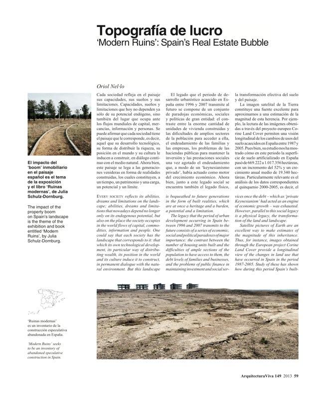 Arquitectura Viva 149 FRANCE IN FRONT / FRANCIA AL FRENTE - Preview 13