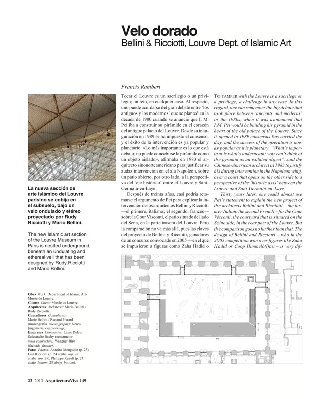 Arquitectura Viva 149 FRANCE IN FRONT / FRANCIA AL FRENTE - Preview 5