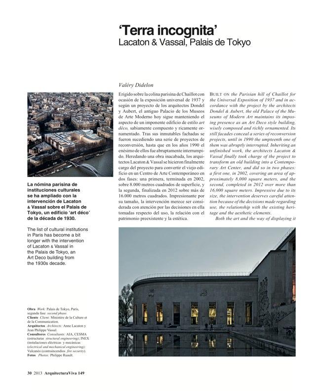 Arquitectura Viva 149 FRANCE IN FRONT / FRANCIA AL FRENTE - Preview 7