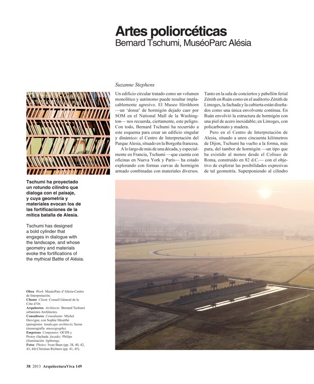 Arquitectura Viva 149 FRANCE IN FRONT / FRANCIA AL FRENTE - Preview 9