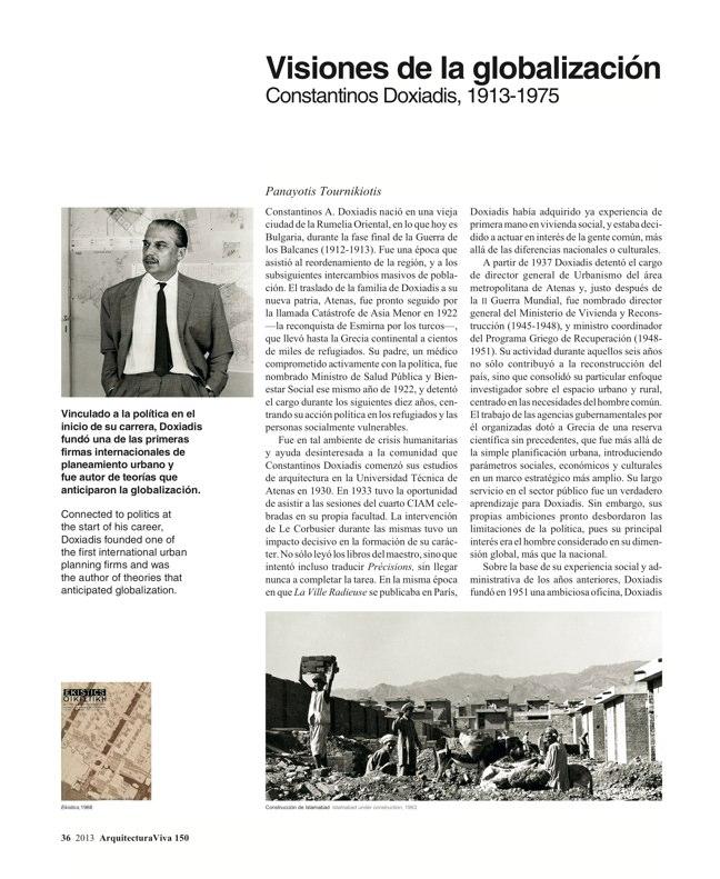 Arquitectura Viva 150. 03/13 Maestros centenarios CENTENARY MASTERS - Preview 11