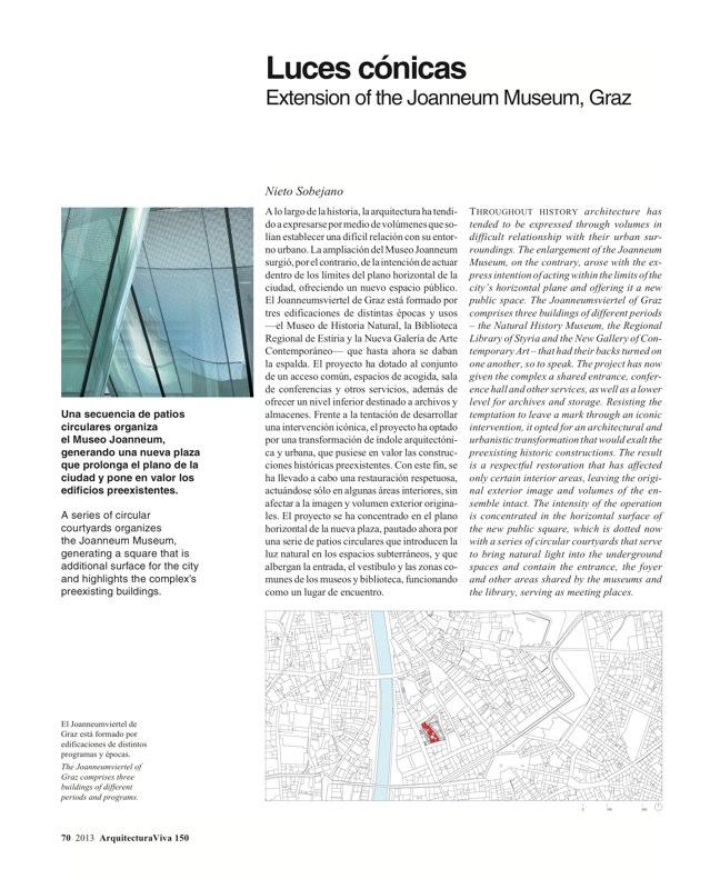 Arquitectura Viva 150. 03/13 Maestros centenarios CENTENARY MASTERS - Preview 17
