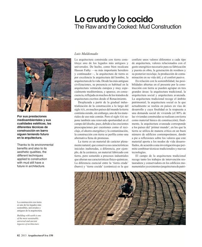 Arquitectura Viva 150. 03/13 Maestros centenarios CENTENARY MASTERS - Preview 19