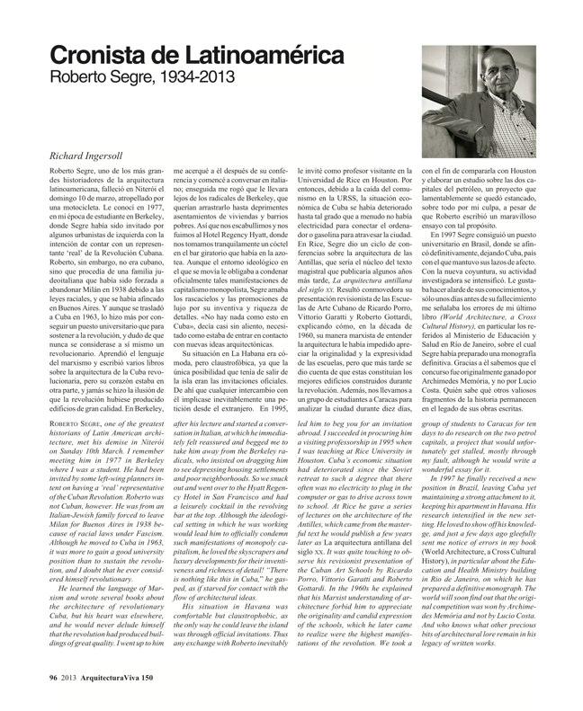 Arquitectura Viva 150. 03/13 Maestros centenarios CENTENARY MASTERS - Preview 20