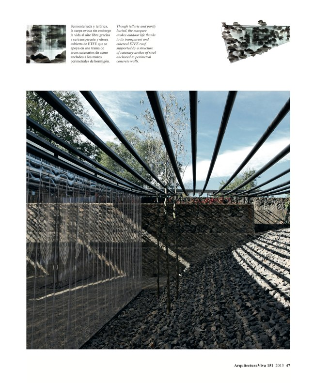 Arquitectura Viva 151 LOCAL MATERIAL. Back to Basics: Essential Experiences - Preview 12