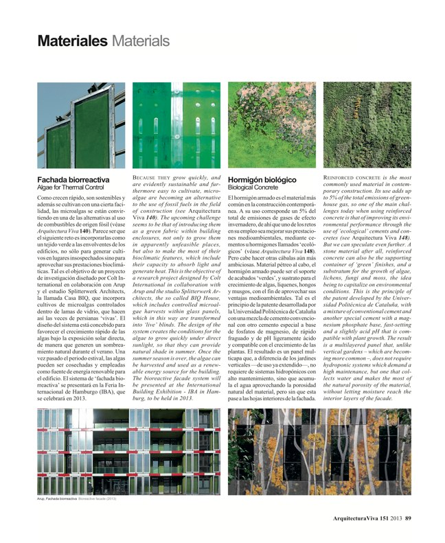 Arquitectura Viva 151 LOCAL MATERIAL. Back to Basics: Essential Experiences - Preview 17