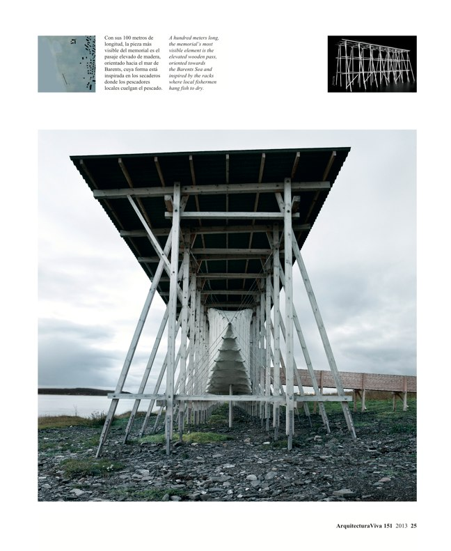 Arquitectura Viva 151 LOCAL MATERIAL. Back to Basics: Essential Experiences - Preview 7