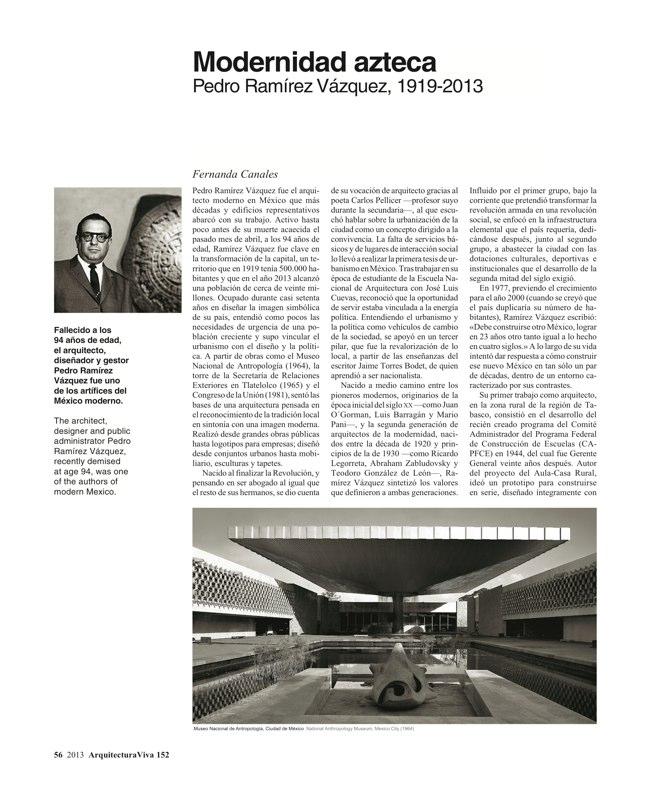 Arquitectura Viva 152 - Preview 15