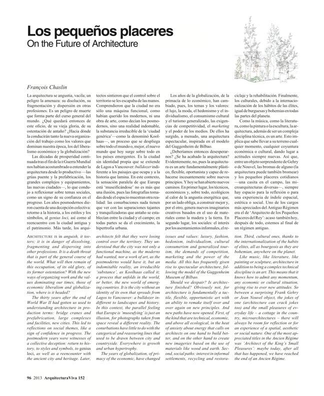 Arquitectura Viva 152 - Preview 21