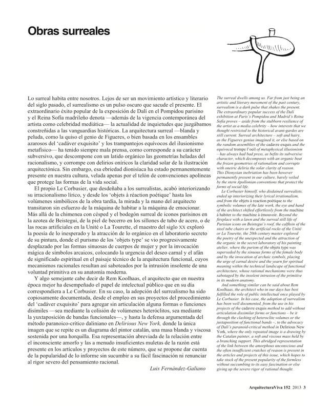 Arquitectura Viva 152 - Preview 3
