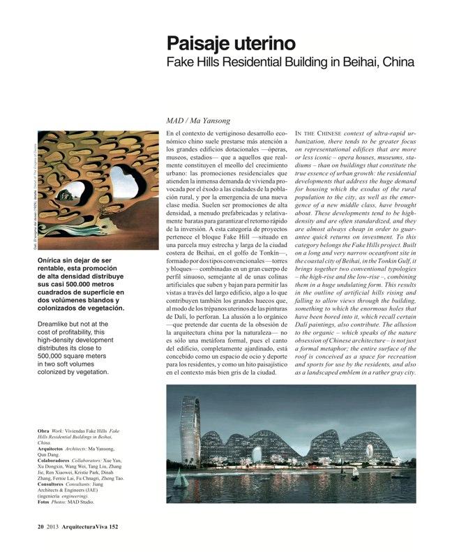 Arquitectura Viva 152 - Preview 6