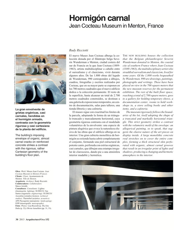 Arquitectura Viva 152 - Preview 8