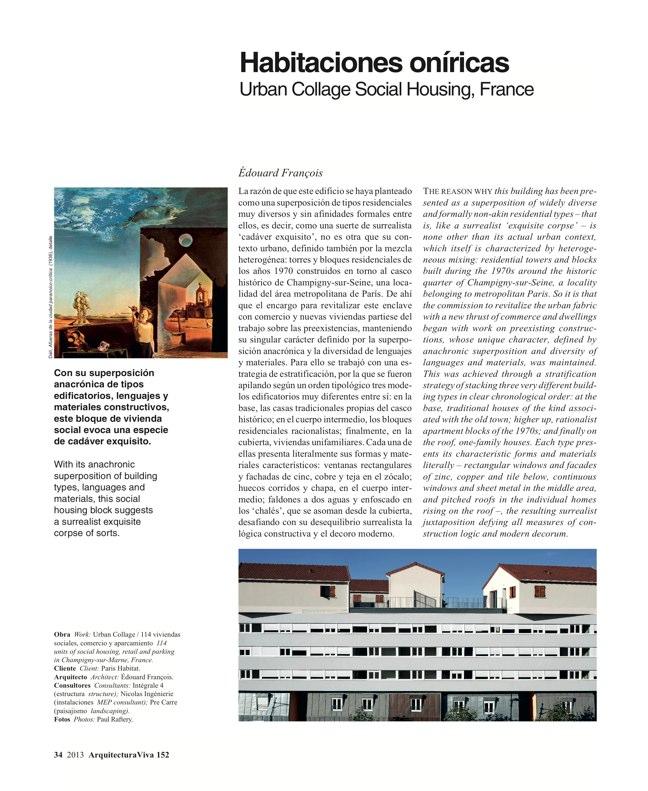 Arquitectura Viva 152 - Preview 9