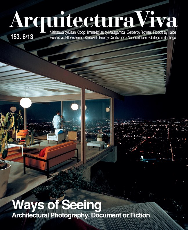 Arquitectura Viva 153 WAYS OF SEEING