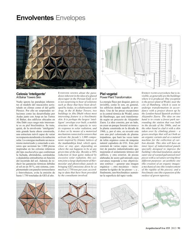 Arquitectura Viva 153 WAYS OF SEEING - Preview 21