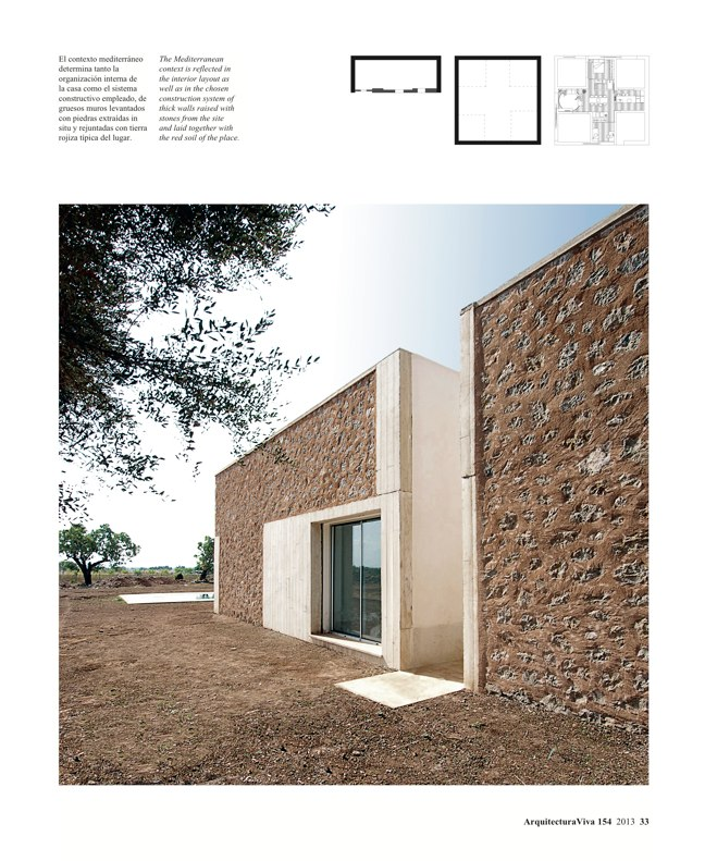 Arquitectura Viva 154 HOUSES AS SHELTERS - Preview 10