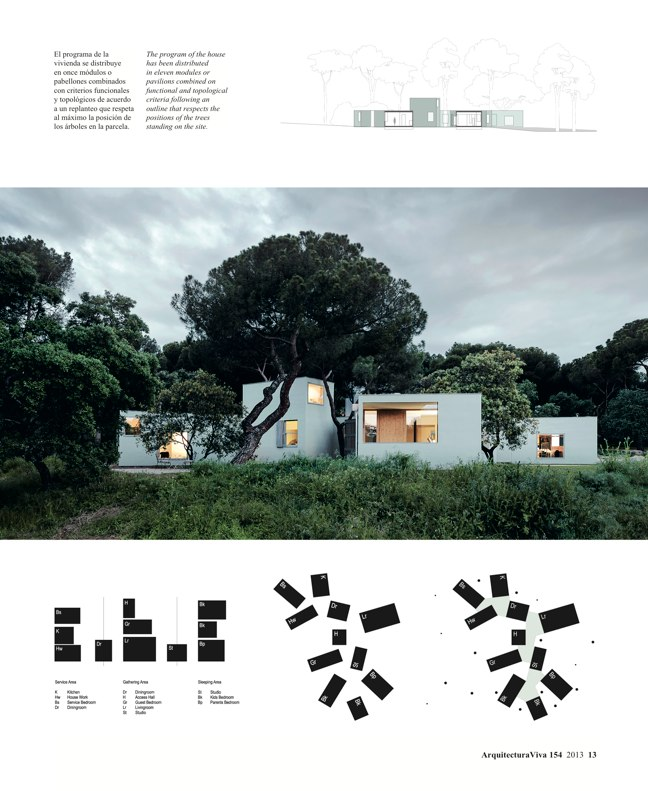 Arquitectura Viva 154 HOUSES AS SHELTERS - Preview 5