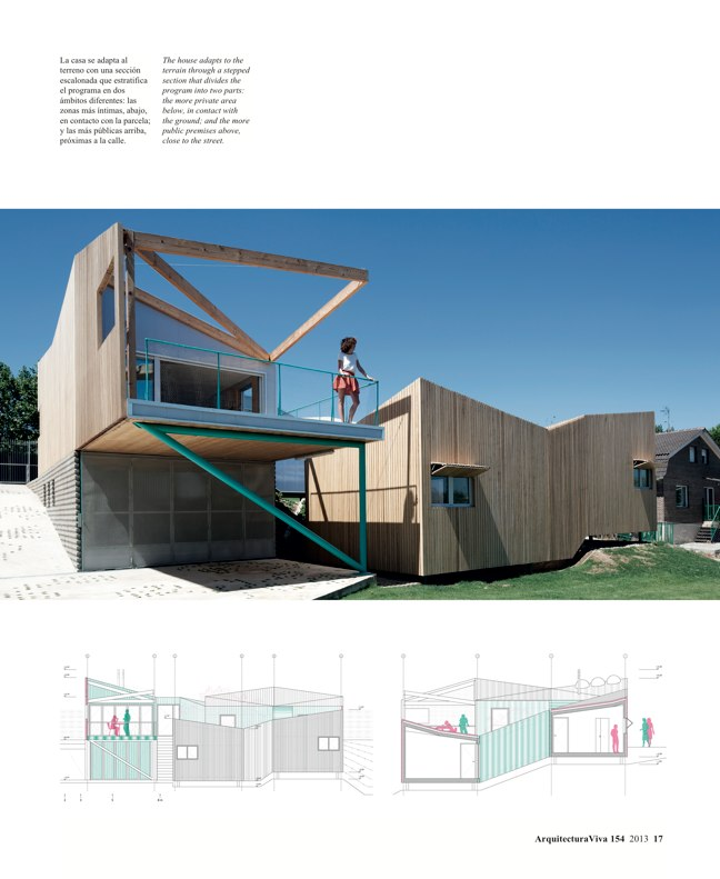 Arquitectura Viva 154 HOUSES AS SHELTERS - Preview 6