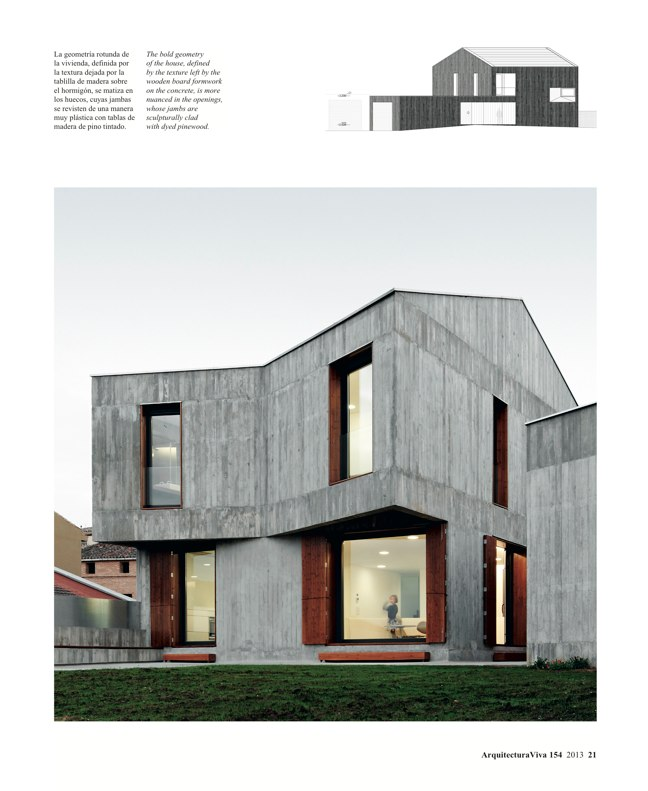 Arquitectura Viva 154 HOUSES AS SHELTERS - Preview 7