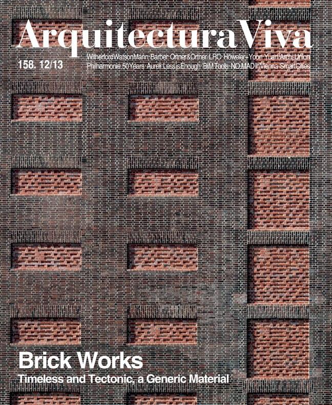 Arquitectura Viva 158 Brick Works