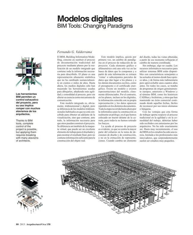 Arquitectura Viva 158 Brick Works - Preview 23