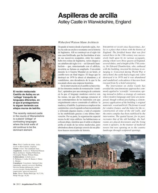 Arquitectura Viva 158 Brick Works - Preview 6