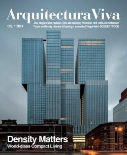 Arquitectura Viva 159 Density Matters