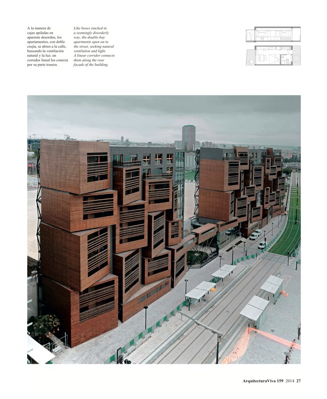 Arquitectura Viva 159 Density Matters - Preview 10