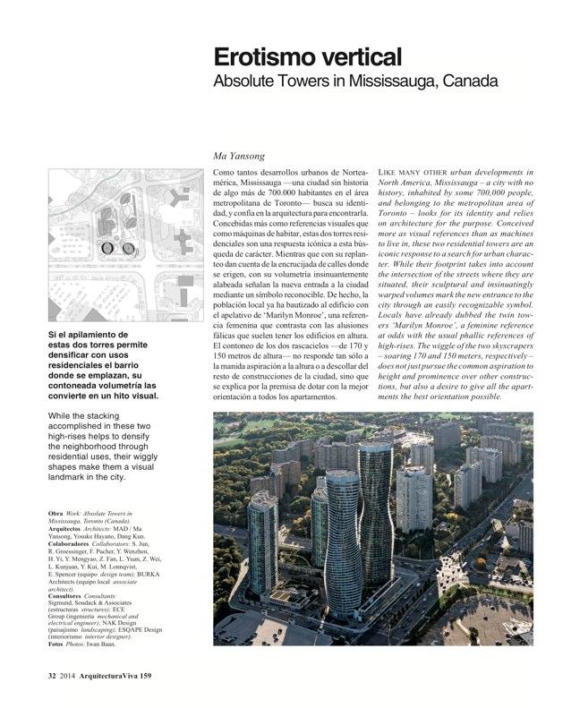 Arquitectura Viva 159 Density Matters - Preview 11