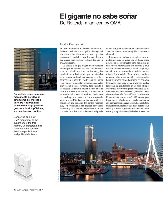 Arquitectura Viva 159 Density Matters - Preview 17