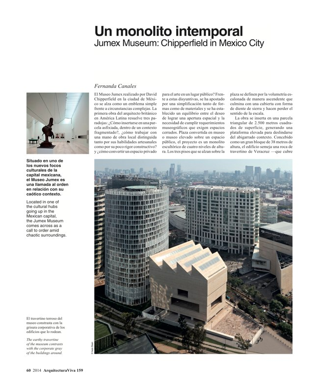 Arquitectura Viva 159 Density Matters - Preview 20