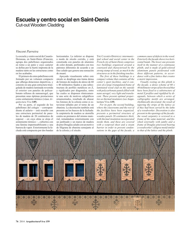 Arquitectura Viva 159 Density Matters - Preview 24