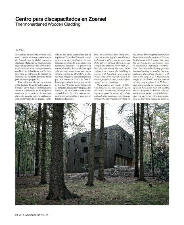 Arquitectura Viva 159 Density Matters - Preview 26
