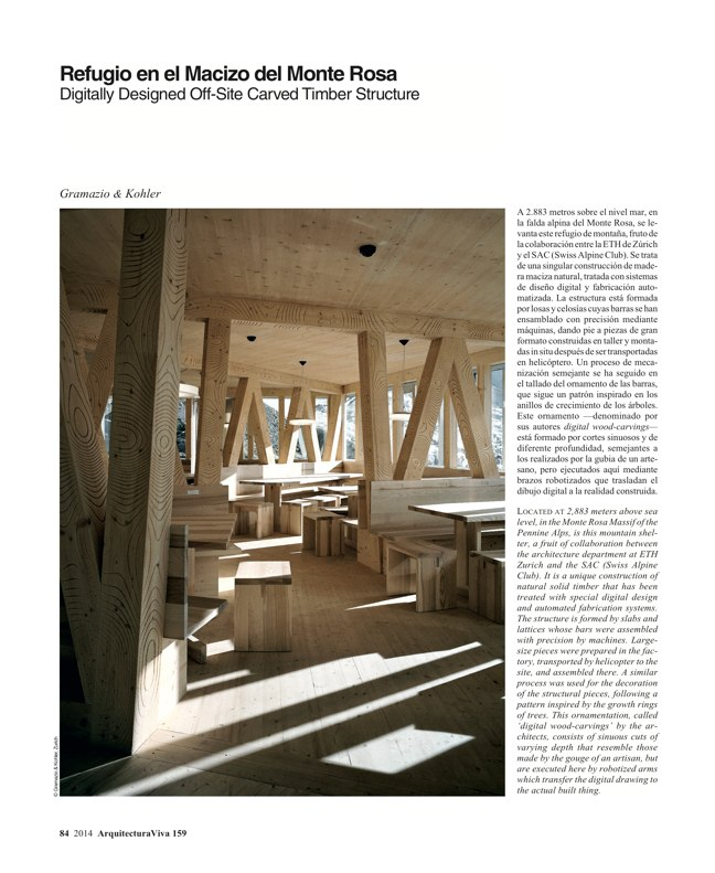 Arquitectura Viva 159 Density Matters - Preview 27