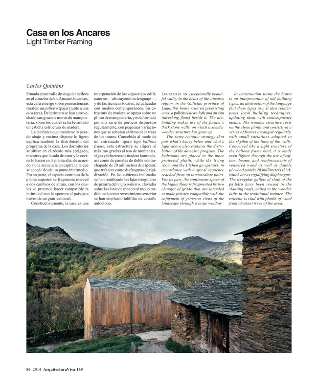 Arquitectura Viva 159 Density Matters - Preview 28