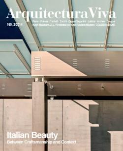 Arquitectura Viva 160 Italian Beauty